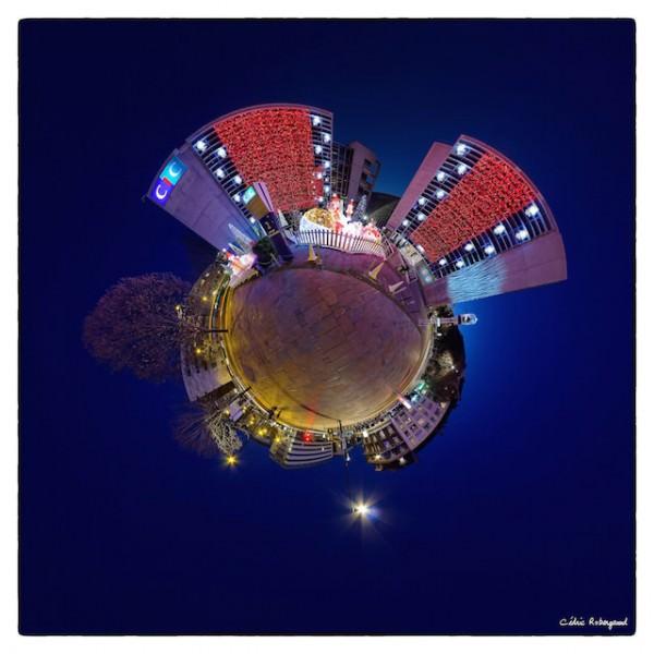 CIC – Illuminations de Noël