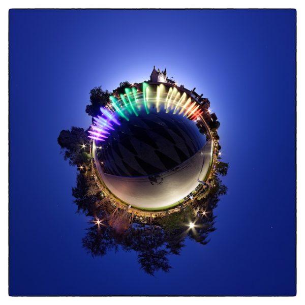 Le miroir d'eau – LGBT colors